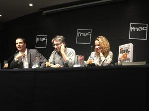 Nuno Markl contou com a presença de Ricardo Araújo Pereira